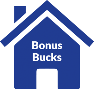Earn $50 in bonus bucks each time you sign up for the program. Bonus bucks can be applied to the replacement of mechanical equipment.